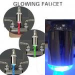 led faucet light without battery